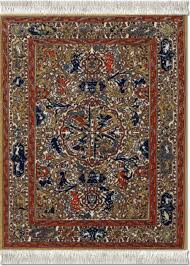 Gold Oriental Rug Dusty Gold Ancient Oriental Mouserug Mouserug
