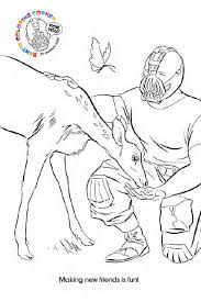 i can u0027t get enough of these coloring book bane pages from cave