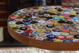 beer cap table top how to make a table with beer bottle caps denver7 thedenverchannel com