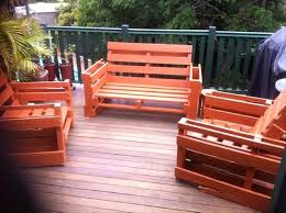 do it yourself pallet lawn furniture easy diy and crafts patio