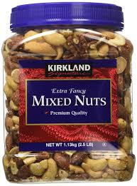 kirkland signature fancy mixed nuts grocery gourmet