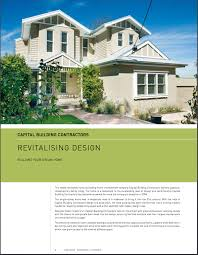 melbourne home design builders capital building melbourne vic