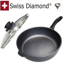 cuisine sauteuse sauteuse accessoires cuisine sauteuse swiss 24 28 cm les 3