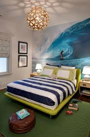 outstanding ocean themed bedroom for adults pinterest decorative fascinating ocean themed bedroom accessories curtains green bed dark blue and white stripes mattress round decorative