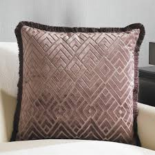 Purple Decorative Pillows Design – SAVARY Homes