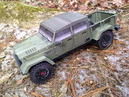 concept jeep truck jeep crew chief 715 concept papercruiser com