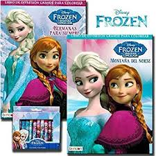 amazon disney frozen coloring book trace learn activity