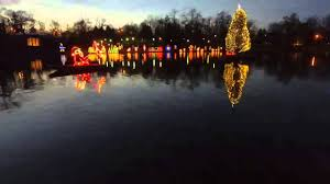 yogi bear christmas lights christmas lights hagerstown md city park youtube