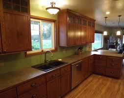 kitchen cabinets remodel best arts and crafts style kitchen cabinets designs and colors