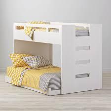 types of bunk beds kids bunk beds amp loft beds the land of nod