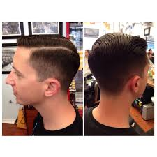 haircut by josh belmont barbershop in chicago pinterest