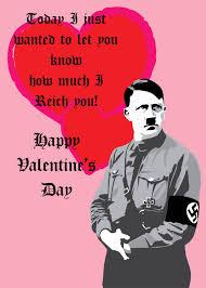 Will You Be My Valentine Meme - valentines day memes valentine hitler card imgur forchee
