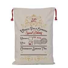 santa sacks wholesale santa sacks santa sack bag with drawstring