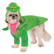 Ghost Dog Halloween Costumes by Amazon Com Ghostbusters Slimer Dog Costume X Large Pet Supplies