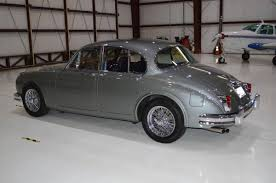 jaguar mk 2 3 8 litre gunmetal grey sold collection vsoc
