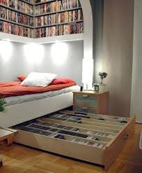 Clever DVD Storage Ideas For Small Spaces Small Room Ideas - Clever storage ideas bedroom