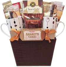 coffee and tea gift baskets coffee gift baskets montreal the sweet basket company