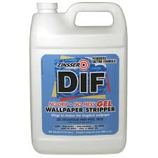 Zinsser Adhesive Remover by Zinsser Dif Gel Wallpaper Stripper 2431 Do It Best