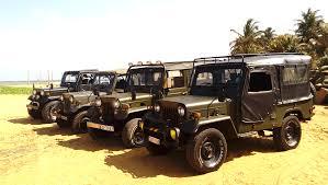 mitsubishi jeep sri lanka jeep rentals hire mitsubishi 4x4 military jeep 4