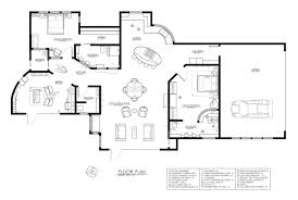 Bathroom Floor Plans Free by Home Design Floor Plans Free Ideasidea