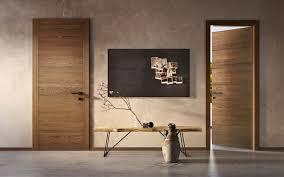 porte interieur en bois massif porte intérieure moderne en bois montpellier