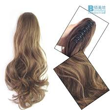 clip on ponytail cheap ponytail curls find ponytail curls deals on line at alibaba