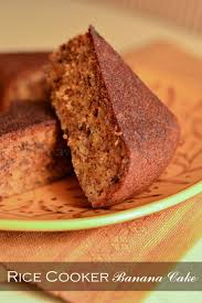 cake how to rice cooker banana cake how to make cake in a rice cooker