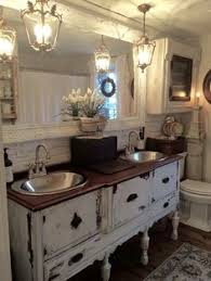 Bathroom Vanity Makeover Ideas by Our Antique Sideboard Buffet Repurposed Into A Bathroom Vanity By