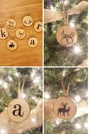 Moose Christmas Tree Skirt Creative Diy Christmas Decor Projects The Organized Dream
