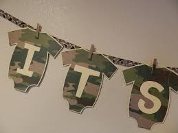 camo baby shower decorations camo baby shower decorations for boy 6796686816 4debabe71c z