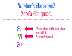 copy of subtraction regrouping lessons tes teach