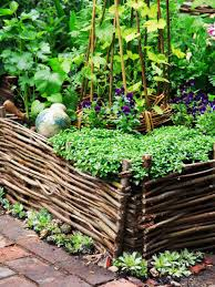 English Garden Layout by 17 Raised Garden Bed Ideas Hgtv