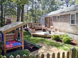 Kid Friendly Backyard Ideas On A Budget Photo Page Hgtv