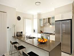 captivating modern galley kitchen design 22 luxury galley kitchen