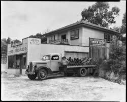 Vintage Ford Truck Australia - historic trucks truck photos from the state library of victoria