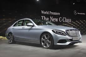 mercedes c class review 2015 2015 mercedes c class the baby grows up thedetroitbureau com
