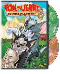pr tom and jerry no mice allowed available on dvd on july 16