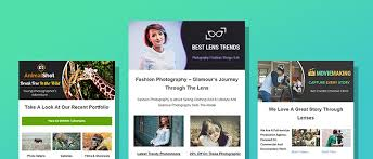 9 best photographer email templates for photography services