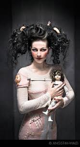 Scary Baby Doll Halloween Costume 368 Halloween Ideas Images Costume