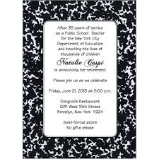 tips for choosing retirement party invitation wording designs