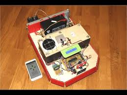 diy engineering projects build your own diy roomba style robot vacuum cleaner into