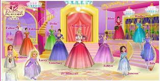 cartoons videos watch barbie twelve dancing video
