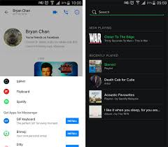 Top Bar Songs Share Your Favorite Spotify Songs With Your Friends Via Facebook