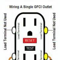 gfci wiring black white red yondo tech
