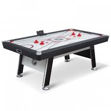 84 air hockey table nhl sting ray hover hockey table