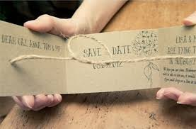the most unique and creative wedding invitations to