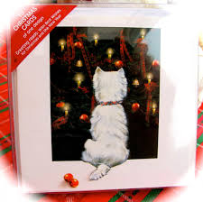 10 westie cards by babydchristmasmarket 6 50