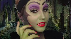 maleficent makeup tutorial sleeping beauty villain youtube