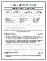 sample resume medical assistant 8 medical assistant resumes