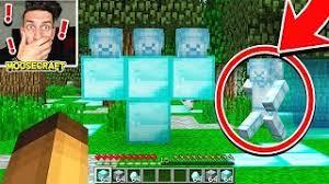 diamond steve i found diamond steve in minecraft scary live